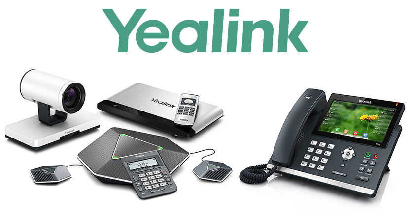 Featured Solution: Yealink