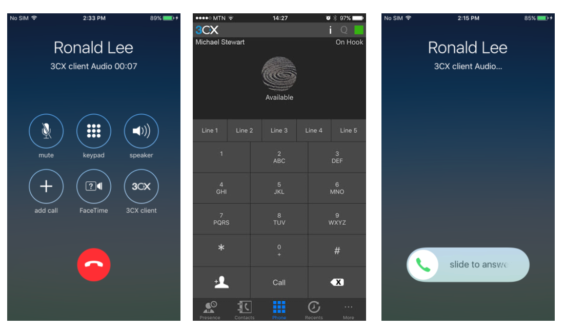 New 3CX iOS Client with Callkit Integration | 888VoIP