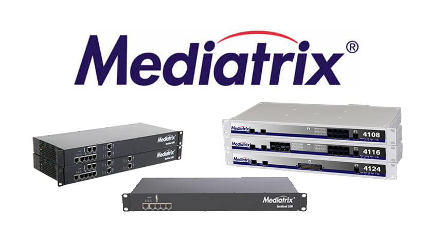 Featured Solution: Mediatrix