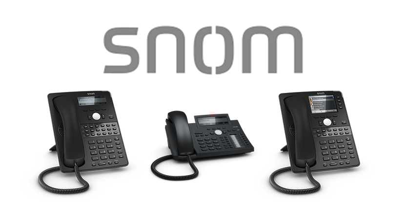 Featured Solution: Snom