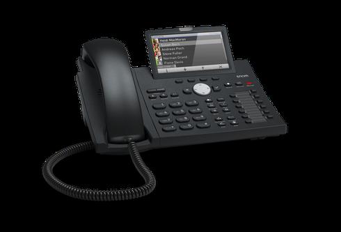 Snom D375 VoIP Phone